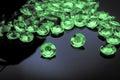Scattered Emeralds