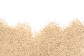 Scattered sand Royalty Free Stock Photo