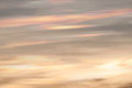 Scattering sunlight on the cloud background image of dramatic twilight cloudscape Stock Images