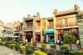 ancient town China Royalty Free Stock Photo