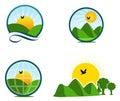 Scenery logos