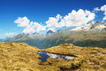 Scenery from Routeburn track Royalty Free Stock Photo