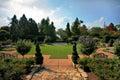 Scenic Arboretum Royalty Free Stock Photo