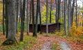 Scenic Autumn Landscape Royalty Free Stock Photo