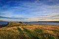 Scenic coastline of Newfoundland and Labrador Royalty Free Stock Photo