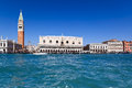 Scenic view of the Doge Palace, Venice (Italy) Stock Image