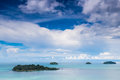 Scenics view of koh chang thailand Royalty Free Stock Images