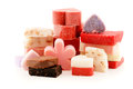Scented soaps Stock Photography