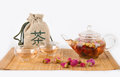 Scented tea Royalty Free Stock Images