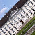 Schloss bellevue berlin germany residence of president Royalty Free Stock Images