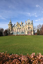 Schloss Schadau and garden Royalty Free Stock Photo