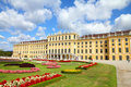 Schoenbrunn Palace, Vienna Royalty Free Stock Photo