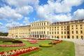 Schoenbrunn Palace, Vienna Royalty Free Stock Photo