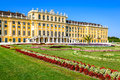 Schonbrunn, Vienna, Austria Royalty Free Stock Photo