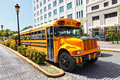 Royalty Free Stock Photo School bus