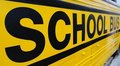 School Bus Sign Royalty Free Stock Photos