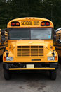 School Buses Royalty Free Stock Image