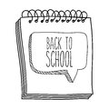 School design over white background vector illustration Stock Photo