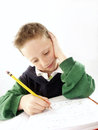 School kid. Stock Photography