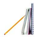 School notebooks Royalty Free Stock Photo