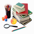 School subjects Stock Photography