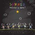 School Summer vacation, holiday