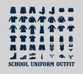 School Uniform Clothes