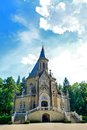 Schwarzenberg tomb s situated near city trebon in the czech republic Royalty Free Stock Image