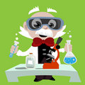 Science professor Stock Images
