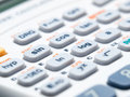 Scientific calculator Royalty Free Stock Photo