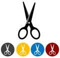 Scissors - Illustration