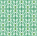 Scoop grating fence pattern 1 Stock Images