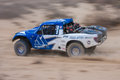 Score off road x baja truck race an in california mexico Royalty Free Stock Photography