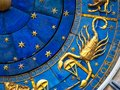 Scorpio Astrological Sign On A...