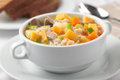 Scotch broth Stock Images