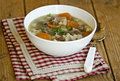 Scotch broth Stock Photo