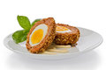 Scotch Egg Royalty Free Stock Images