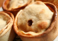 Scotch pie Royalty Free Stock Photography