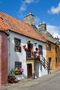 Scotland, culross Royalty Free Stock Photo