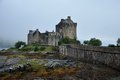 Scotland Eilean Donan castle 4 Royalty Free Stock Photo