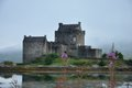 Scotland Eilean Donan castle 3 Royalty Free Stock Photo