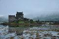 Scotland Eilean Donan castle 2 Royalty Free Stock Photo