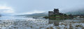 Scotland Eilean Donan castle Royalty Free Stock Photo