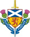 Scotland forever / Vector Royalty Free Stock Photo
