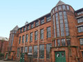 Scotland street school museum in glasgow uk Royalty Free Stock Photography