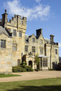 Scotney Castle Manor House Stock Image
