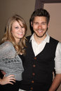 Scott clifton kim matula los angeles feb at the th show celebration at the bold the beautiful at cbs television city on february Stock Photo