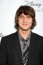 Scott michael foster arriving at the abc tv tca party at the langham huntington hotel spa in pasadena ca on august Stock Photography