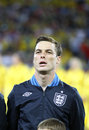 Scott Parker of England Stock Image