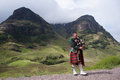 Scottish bagpipes Royalty Free Stock Photo